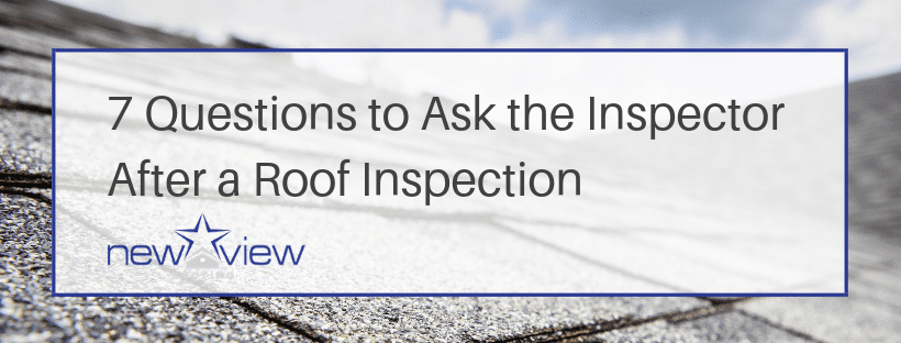 7 Questions to Ask Before You Get a Roof Inspection- McKinney Roofing Contractors