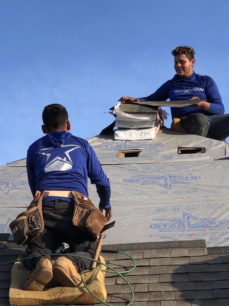 Burton Hughes - New View Roofing - Roofing Contractors