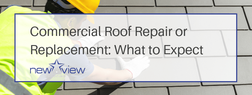 Commercial Roof Repair - McKinney Roofing Contractor