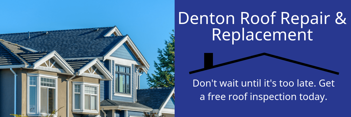 Denton Roofing Company - Roof Repair & Replacement