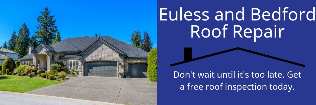 Euless & Bedford Roofing Company