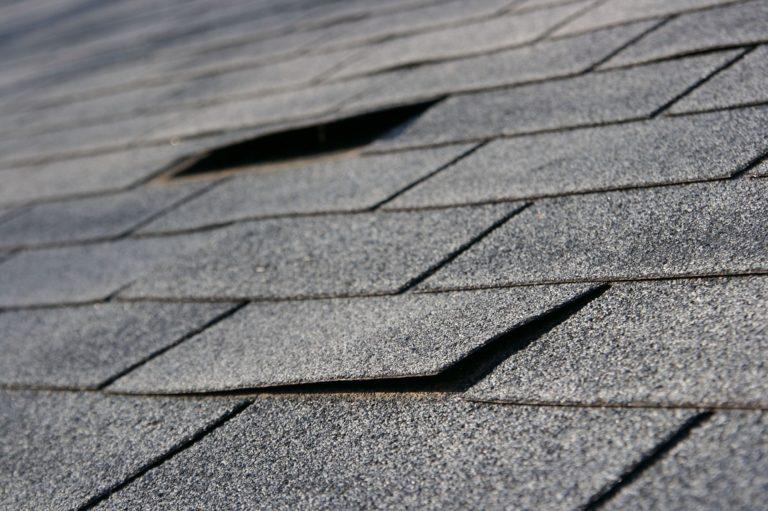 Loose SHingles - Roof Repair Contractors
