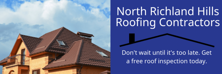 North Richland Hills Roofing Contractors - Burton Hughes - New View Roofing