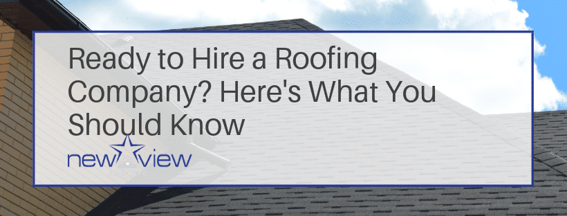 Residential Roofing - Hiring A Roofing Contractor-min