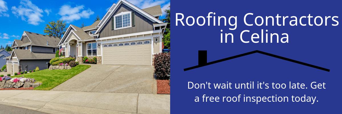 Roofing Contractors in Celina, TX