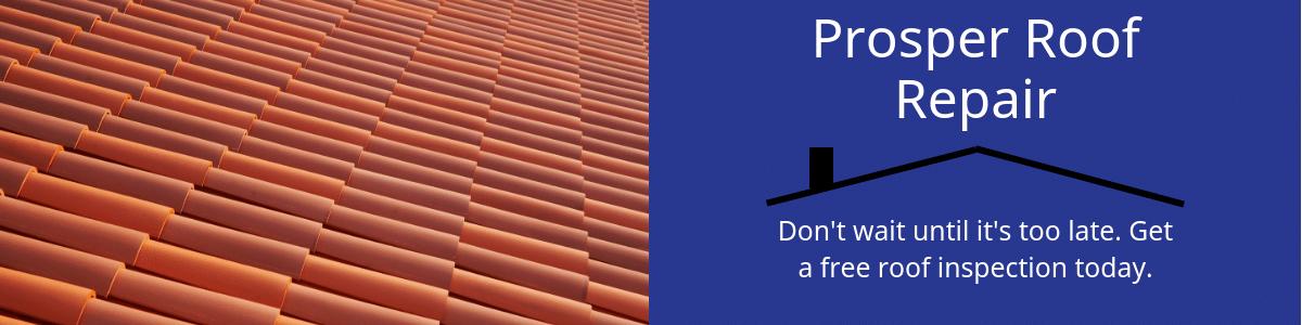 Prosper Roof Repairs
