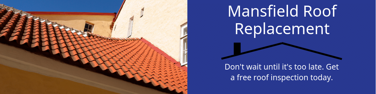 Mansfield Roof Repair and Replacement