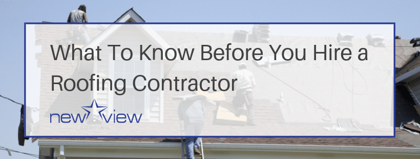 What to Know Before You Hire Roofing Contractors in Plano, McKinney or The Colony
