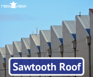 Sawtooth Roof - Residential Roofing