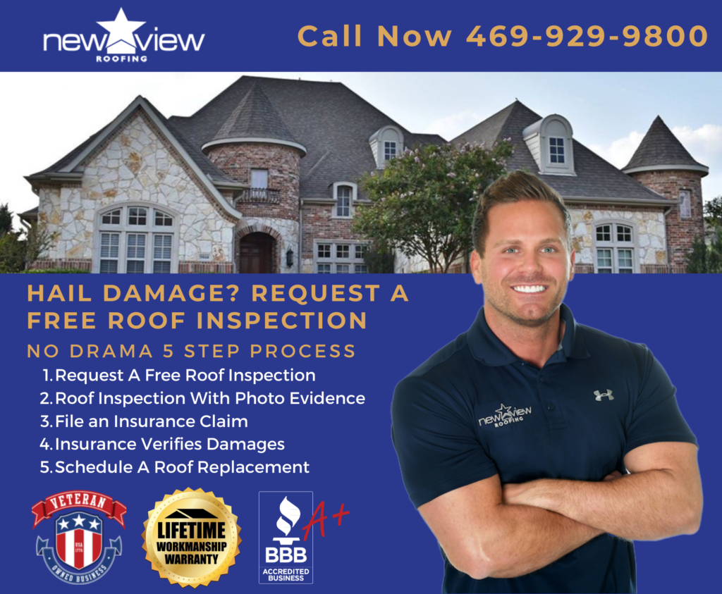 Hail Damage Request A Free Roof Inspection